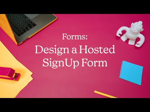 How to Design a Mailchimp Signup Form to Grow Your Marketing Audience (November 2020)