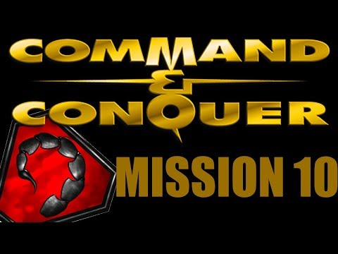 Command and Conquer, Nod Mission 10 - Tanzania