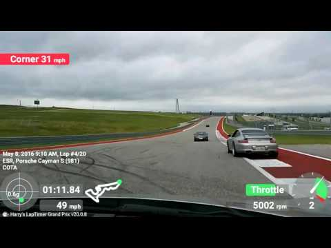 COTA 5/8/16 Day 3 Session 1
