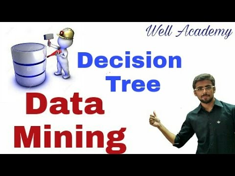 Data Mining Lecture -- Decision Tree   Solved Example (Eng-Hindi)