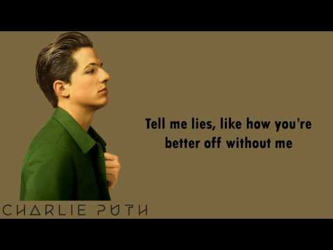 Does It Feel - Charlie Puth - Lyric video