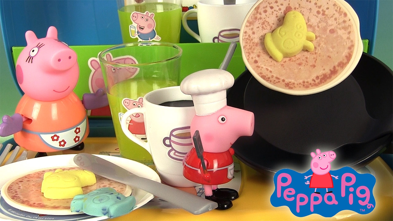 Peppa Pig - Mini Cuisine sBmG0T85ie