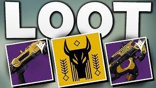 Destiny - TRIALS 9-0 LOOT !!