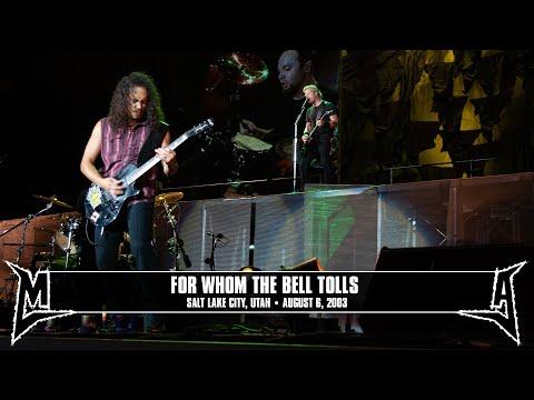 Metallica: For Whom the Bell Tolls (MetOnTour - Salt Lake City, UT - 2003) Thumbnail image