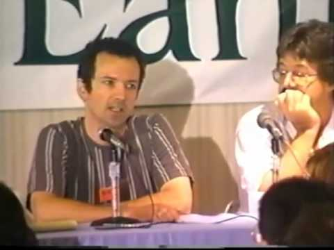 Hackers On Planet Earth (1994): The Author Panel