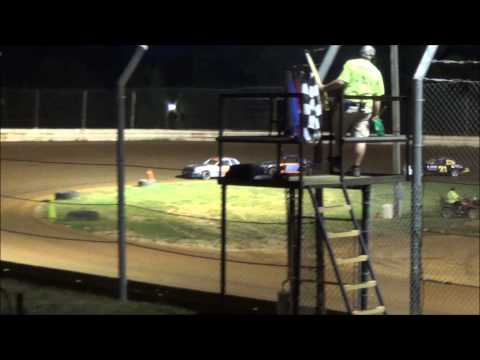 Doe Run Raceway Mini Stock Heat 8-14-15