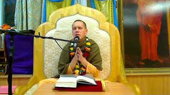Шримад Бхагаватам 3.24.27 - Ишан Тхакур прабху