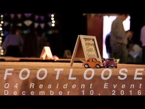 Footloose - Resident Event - Ascott | Somerset | Citadines Singapore