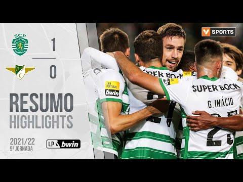 Sporting Lisbon Moreirense Goals And Highlights
