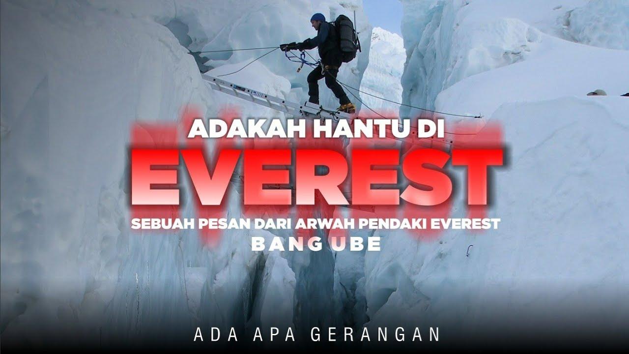 Cerita Hantu di Everest