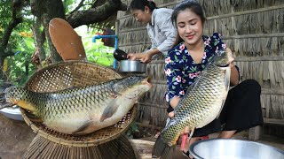 Countryside Life TV: Fish with mustard green soup and roasted chicken with sponge gourd recipes.