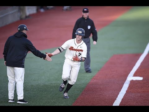Tyler Malone cranks 5th homer in 5 games as Oregon State baseball sweeps Civil War series