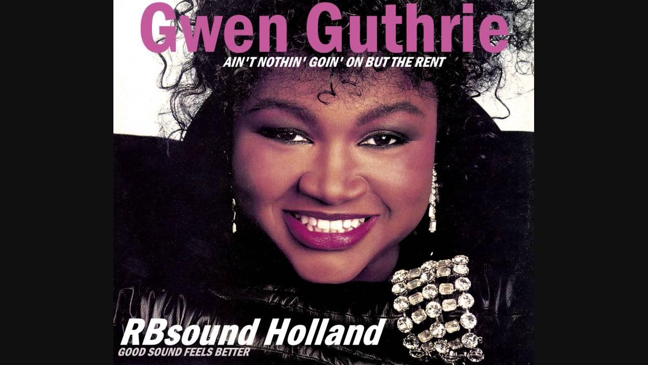 Gwen Guthrie Gwen Guthrie