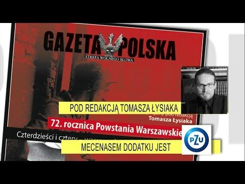 Specjalny dodatek pod redakcją Tomasza Łysiaka