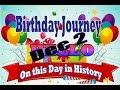 Birthday Journey Dec 2 New