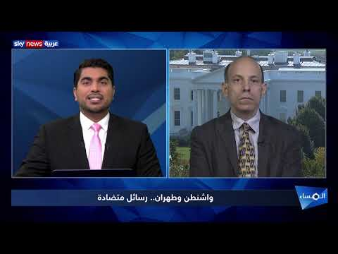 واشنطن وإيران.. رسائل متضادة  - نشر قبل 3 ساعة