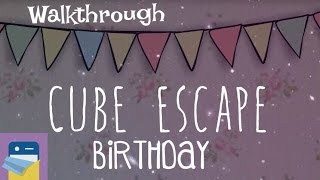 Cube Escape: Birthday: Complete Walkthrough & iOS iPad Air Gameplay (by Rusty Lake)