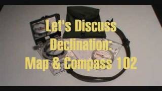 Map & Compass 201: Declination
