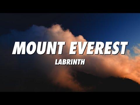 Labrinth - Mount Everest (Lyrics)