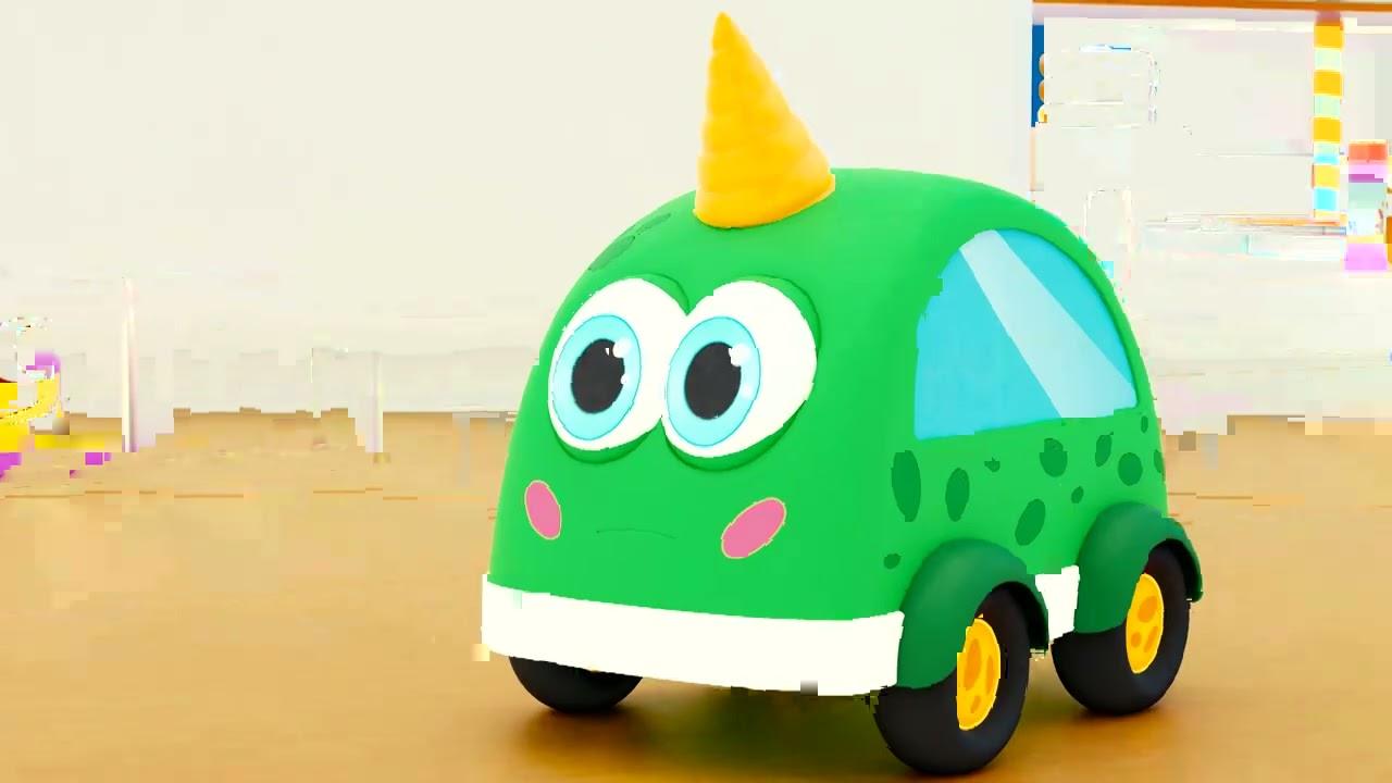 Кыш, муха! Машинки Мокас - Песенки для детей