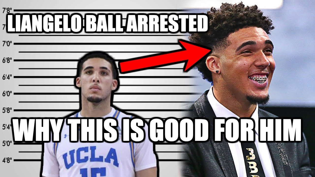 How the LiAngelo Ball Arrest is GOOD For LiAngelo - YouTube