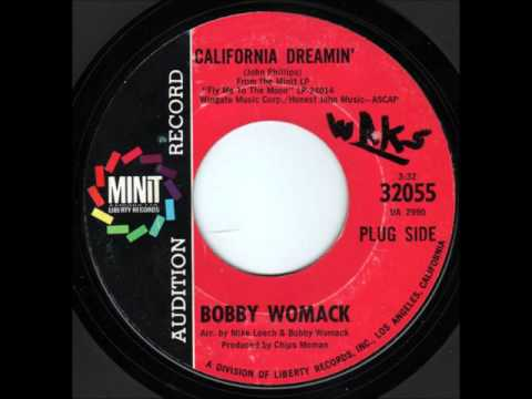 Bobby Womack - California Dreamin' - SOUL 1969
