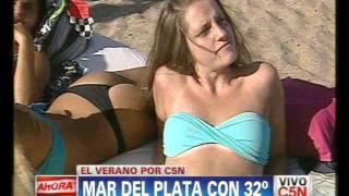 C5N - VERANO 2013: ULTIMO DOMINGO DE ENERO EN MAR DEL PLATA (PARTE 2)