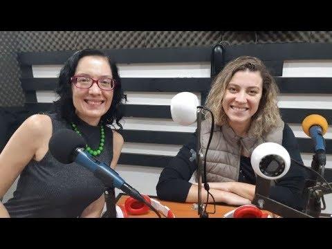 Chef Mariana Pelozio no Programa Feminismos - TV Mega Brasil