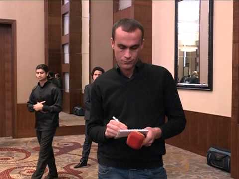 Opening of Consulate of Montenegro in the Republic of Azerbaijan 03.12.2013 - Space TV