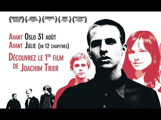 Nouvelle Donne : bande-annonce du premier film de Joachim Trier