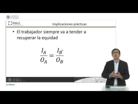 Teoría de la equidad de Adams