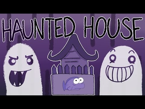 Thumbnail: My Traumatizing Haunted House Experience
