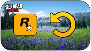 Rockstar ROLL BACK the latest Red Dead Online Update!
