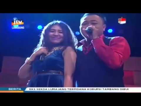 VIA VALLEN - BIRUNYA CINTA OM Dewata Live JTV Stasiun Dangdut 2015 Surabaya