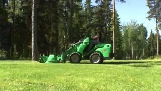 Avant Lawn Mower 1200 Thumbnail