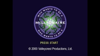 PSX Longplay [443] Who Wants to be a Millionaire 2nd Edition