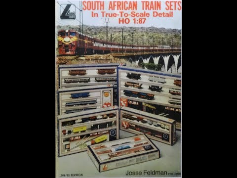Lima Train Sets Catalogue 1981/82 South Africa