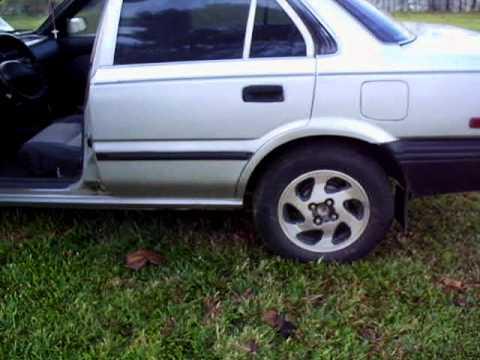 Toyota Corolla 1988 En Venta