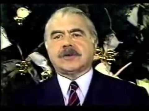 Mensagem de Natal do Presidente José Sarney - 24/12/1987