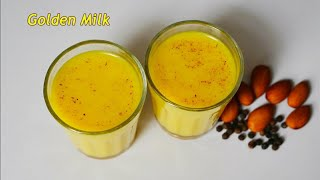 Baby Food  Immunity Booster &quot GOLDEN MILK &quot recipe  1 year above only