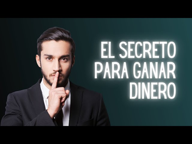 El secreto para ganar dinero | Para conseguir riqueza debes convertirte en productor