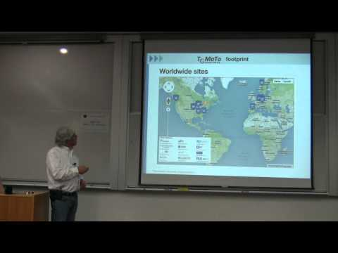 """""""A Virtual Laboratory for Distributed Systems Research,"""" Paul Müller"""