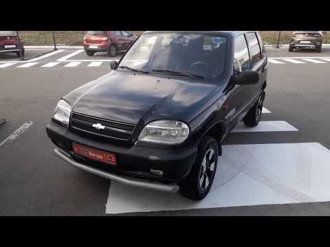Купить Шевроле Нива (Chevrolet Niva) 2006 г. с пробегом бу в Саратове, Балаково Элвис Trade In центр
