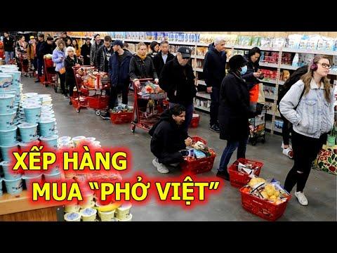 Phở Gói Việt Nam Vươn Xa Chiếm Lĩnh Thị Trường Quốc Tế