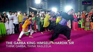 Gambar cover LEARN GARBA | DANDIYA | HAARDIK MHETA GARBA KING | RASLEELA