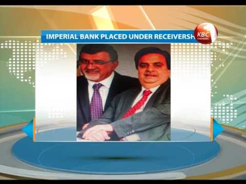 CBK to complete sale of Imperial Bank in 11 months