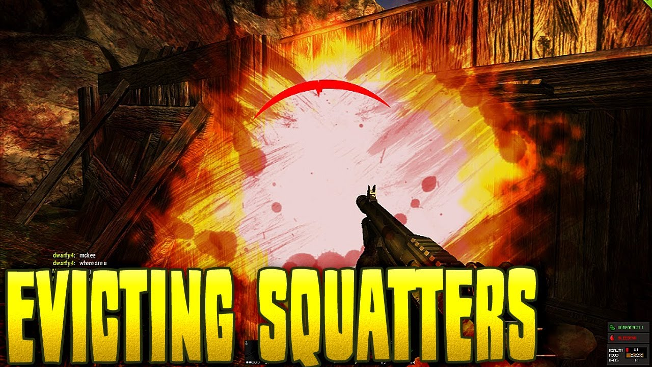 How to Evict Squatters recommendations