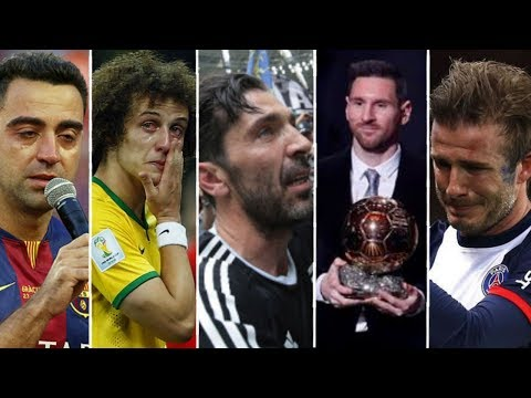 Emotional Football Moments That Will Make You Cry (Decade Edition)