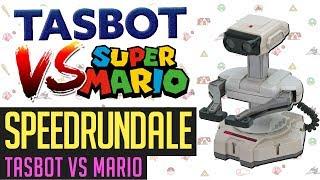 TASBot vs. Super Mario Bros. 2 & 3 » Speedruns mit dwangoAC | Speedrundale
