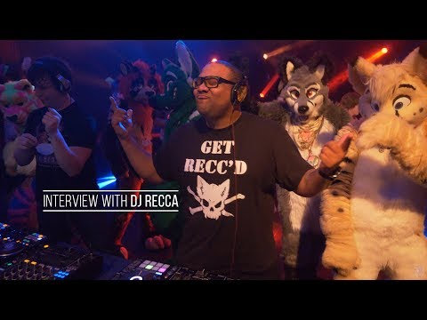 Interview with DJ Recca + Beginner DJ Tips and more! at Texas Furry Fiesta 2018